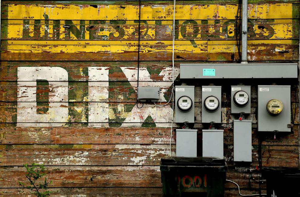 Hidden New Orleans: A look at the faded ghosts of the city through photos _lowres