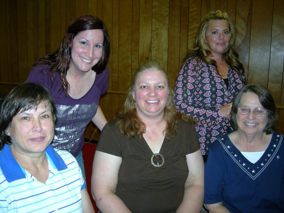 La. women veterans tell how they must soldier on _lowres