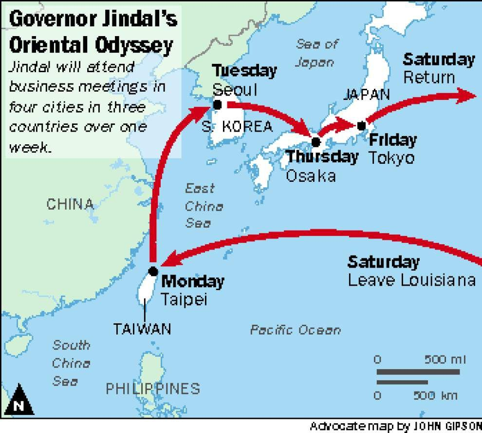 Jindal leaves Sat. for trip to Asia _lowres