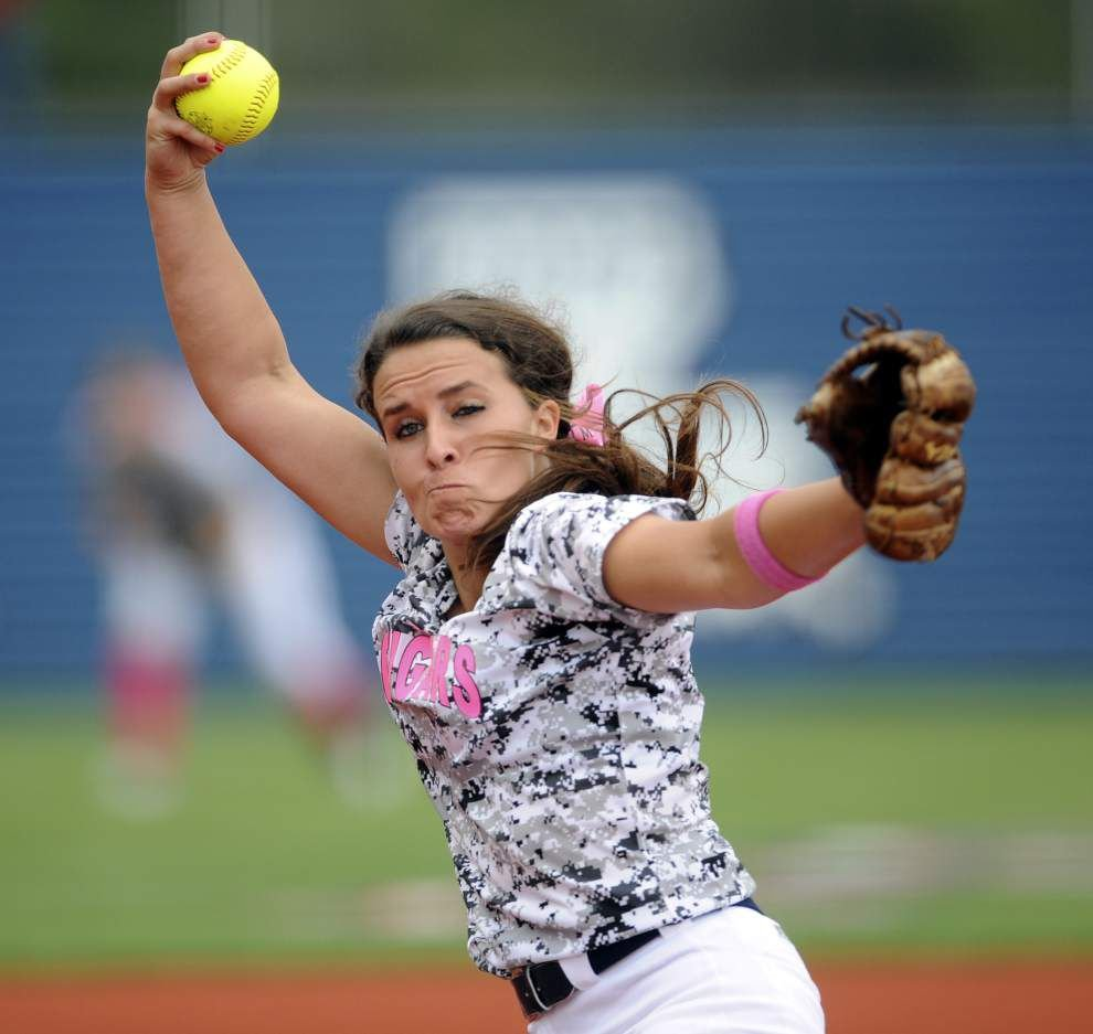 St. Thomas More standout Whitney Romero tries to spark another Cougars' title run _lowres