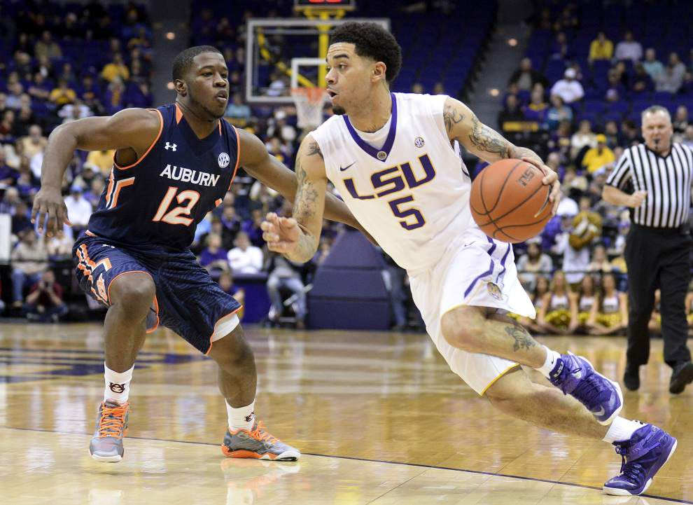 LSU suffers another disappointing loss, this time to Auburn _lowres