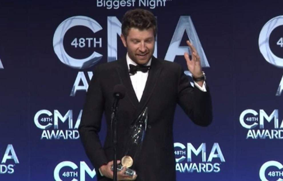 Kings, queens of country music celebrate CMA wins _lowres