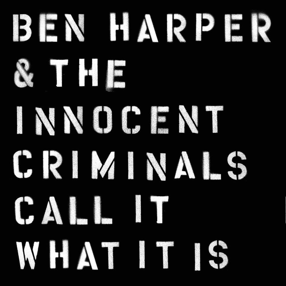 Album Reviews: Sturgill Simpson, Ben Harper and the Innocent Criminals _lowres