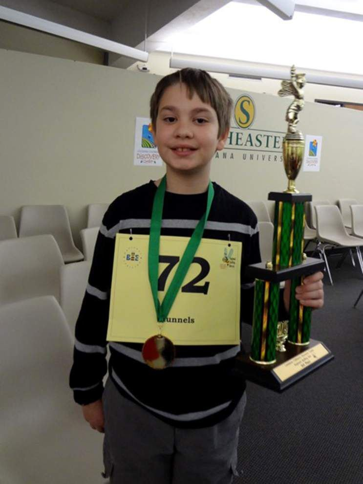 Runnels student places in state spelling bee _lowres
