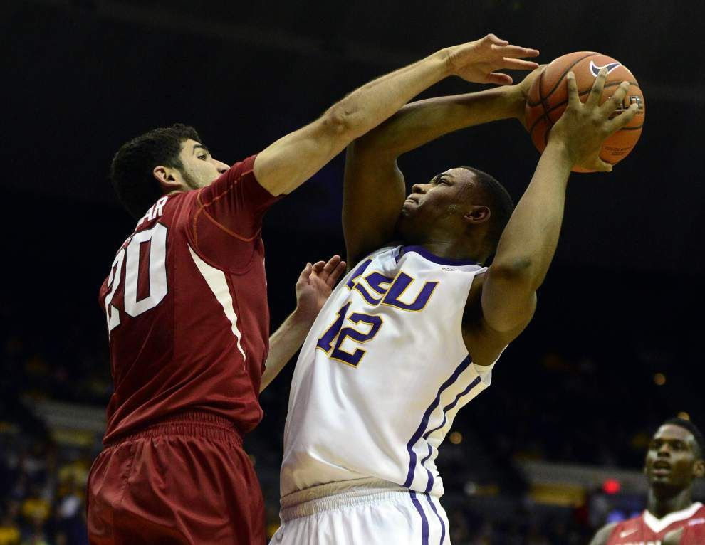 LSU men's basketball chat with Advocate sportswriter Matthew Harris, Friday at 12 p.m. _lowres