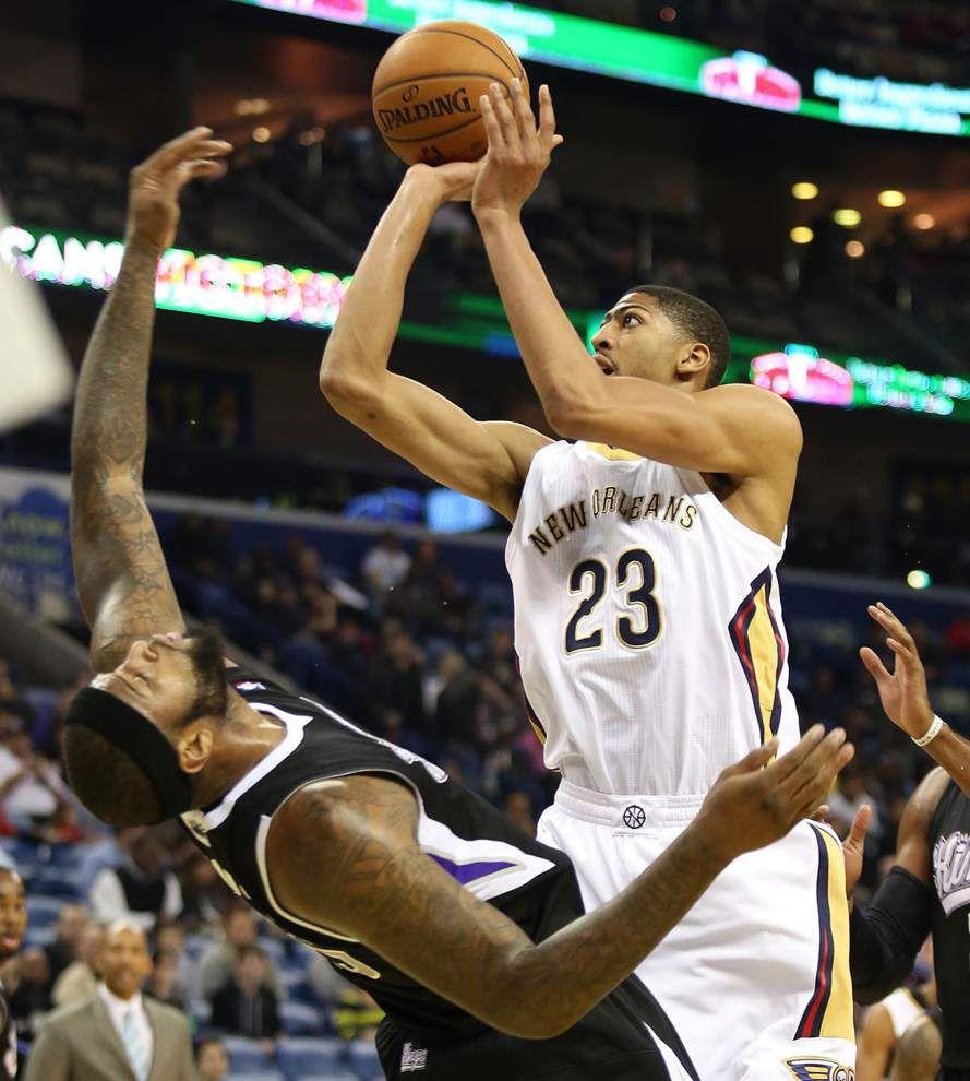 Video: Davis loathes Pelicans' effort against Sacramento _lowres