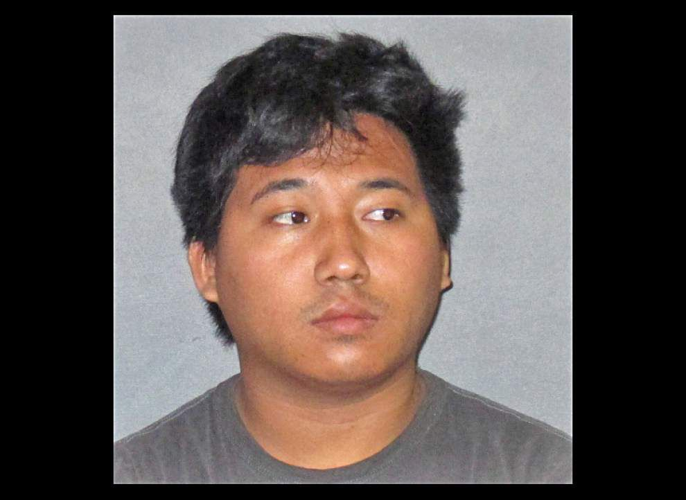 Burmese national booked on rape in Baton Rouge case _lowres
