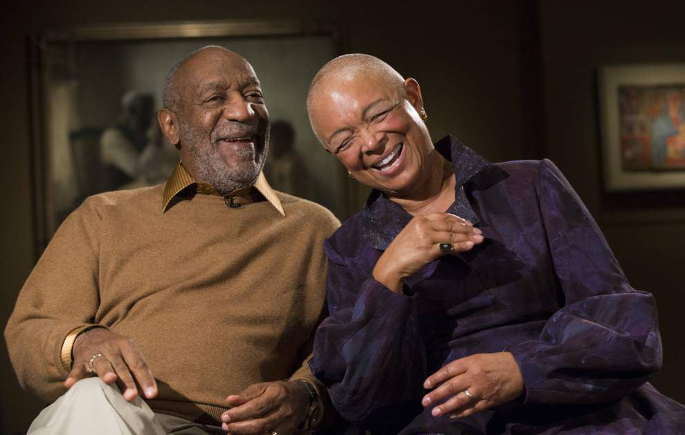 Bill Cosby's wife defends husband: 'He is the man you thought you knew' _lowres