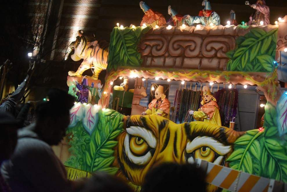 Photos: Baton Rouge sees Krewe of Orion roll Saturday night _lowres