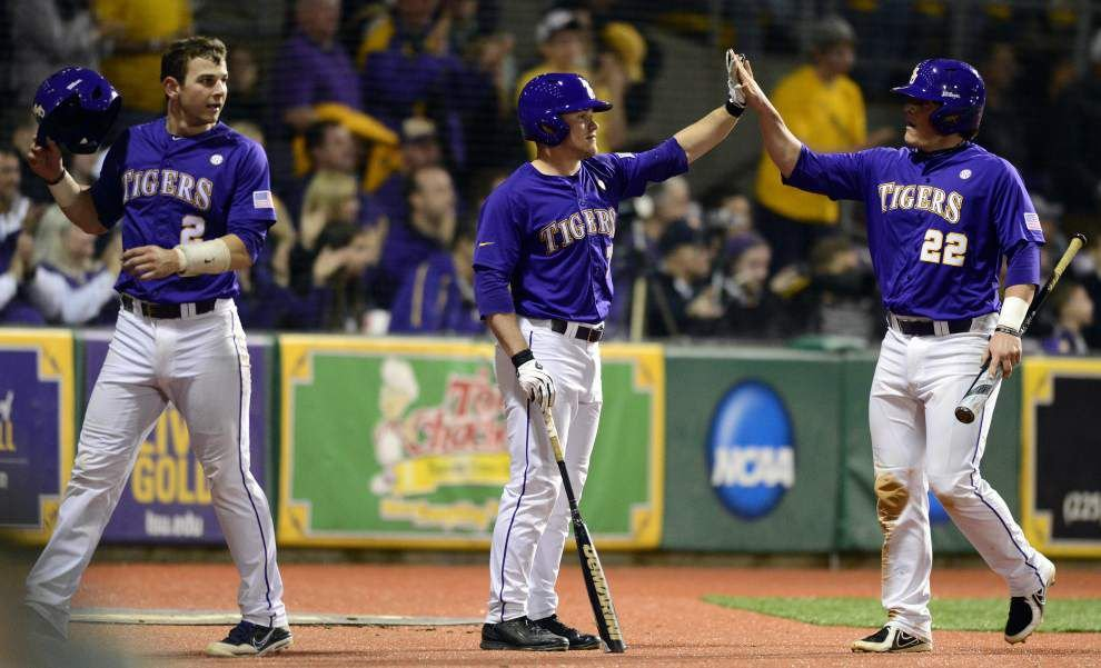 Texas Southern-LSU baseball game delayed to 5 p.m. at Alex Box _lowres