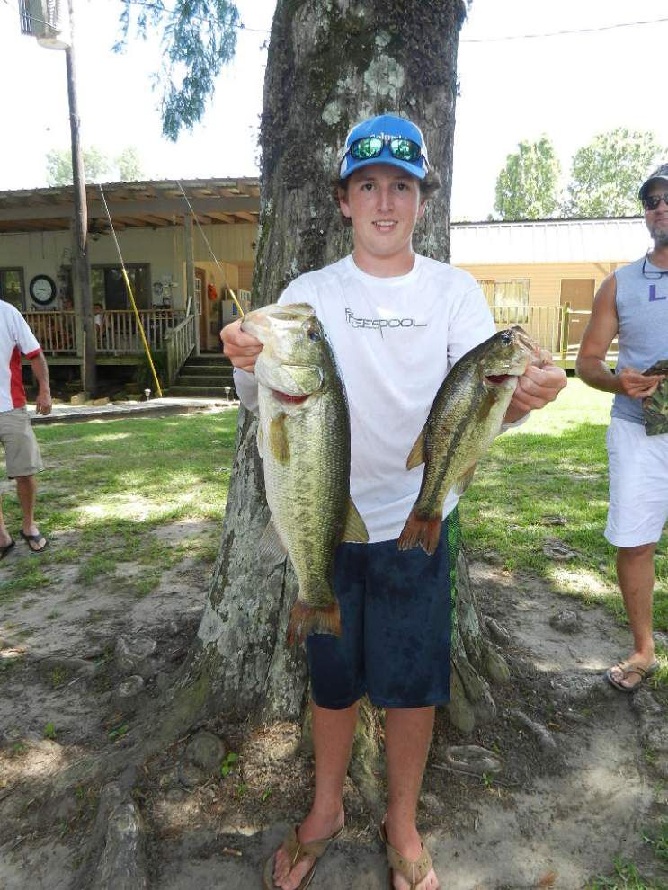 Bass tournament to help juniors _lowres