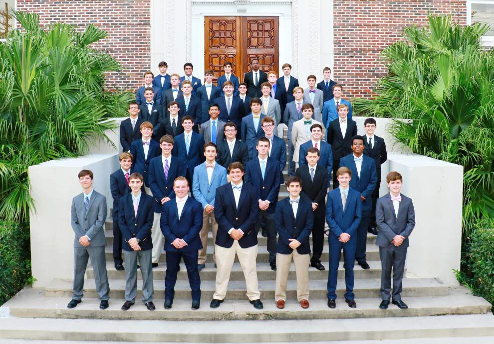 Jesuit High School has 43 National Merit semifinalists _lowres