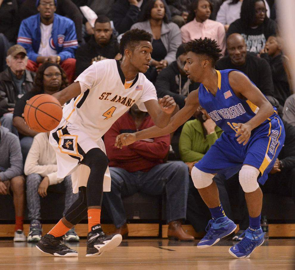 Courtney Julien delivers for St. Amant in victory over East Ascension _lowres