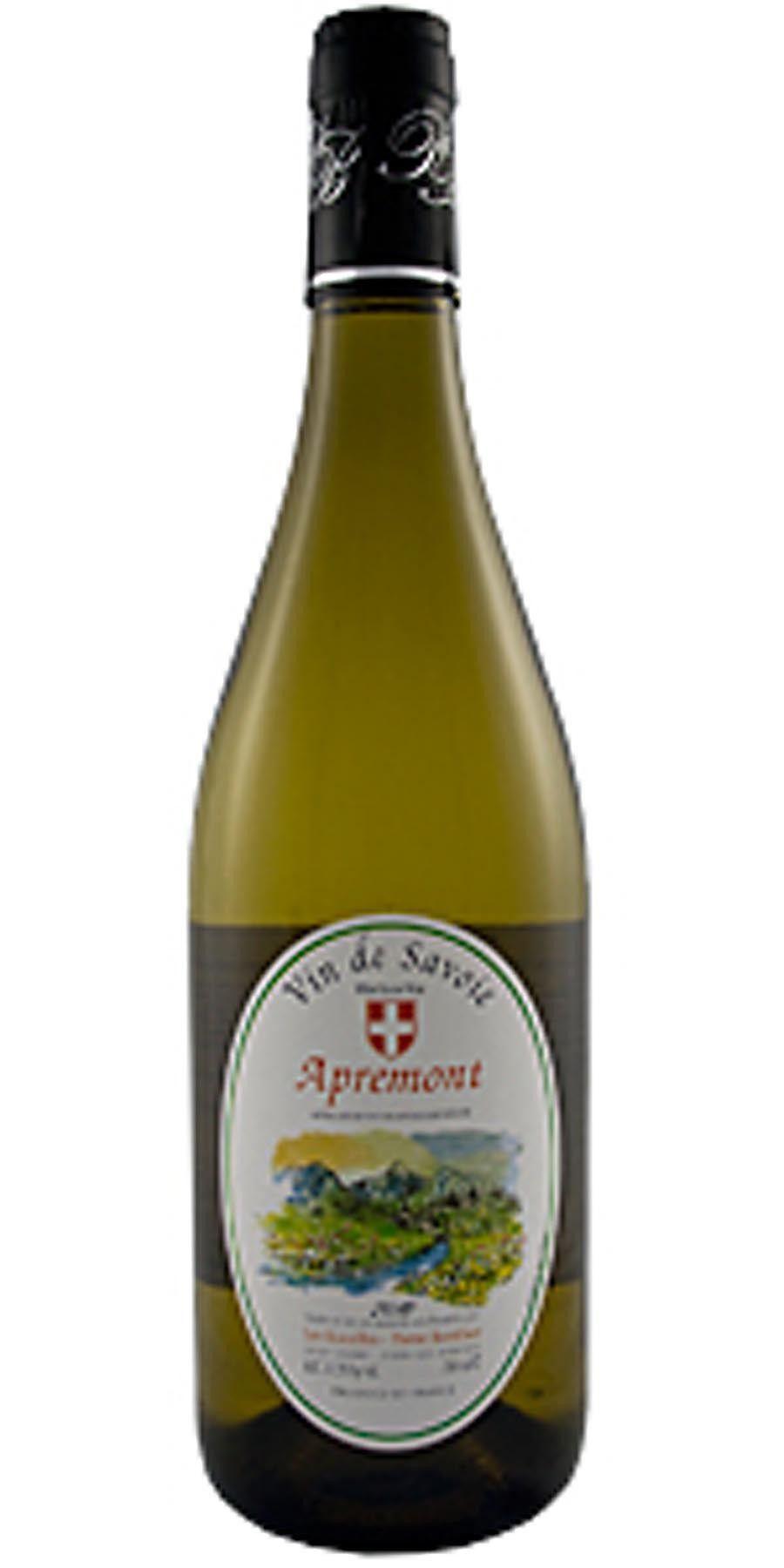 2014 Apremont Vin de Savoie Blanc_lowres