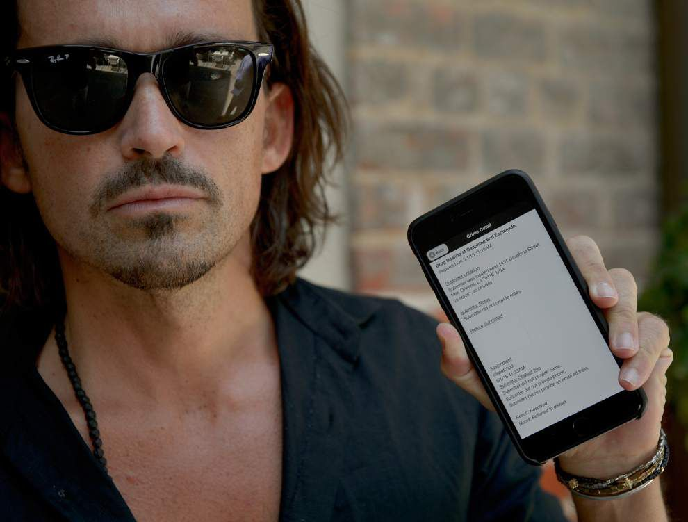 James Gill: Sit back, relax and enjoy watching Sidney Torres IV and his 'rock-star good looks' _lowres