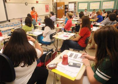 Lafayette schools trying to give parents a hand with math homework _lowres