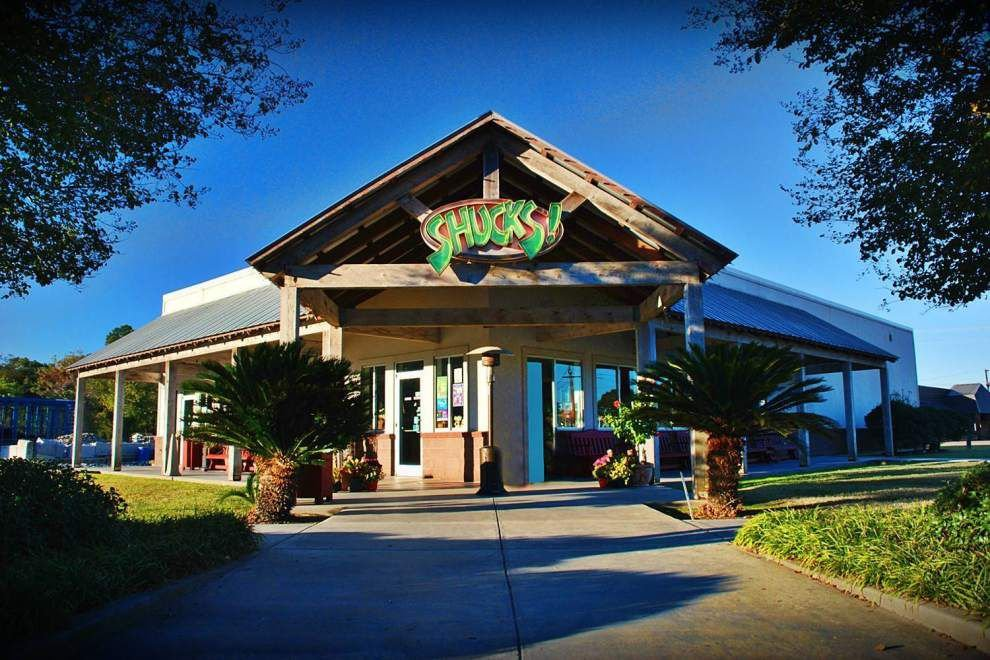 Leftovers: Shucks!, Marina's Mexican Grill opening soon _lowres