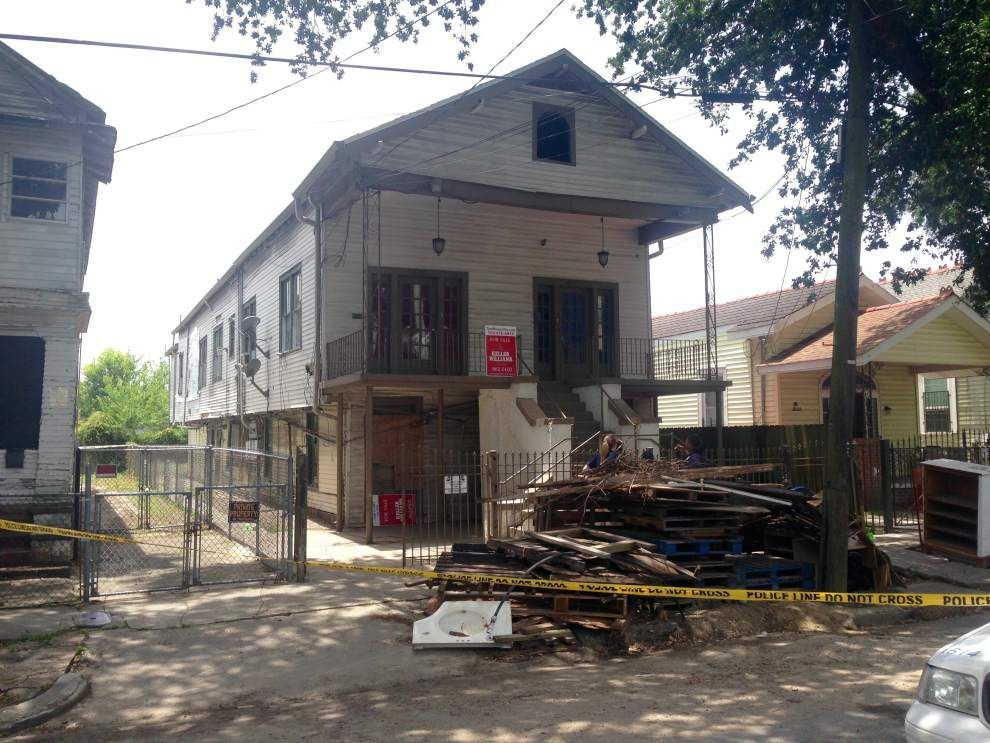 New Orleans man shot by homeowner on Louisiana Avenue after a dispute _lowres