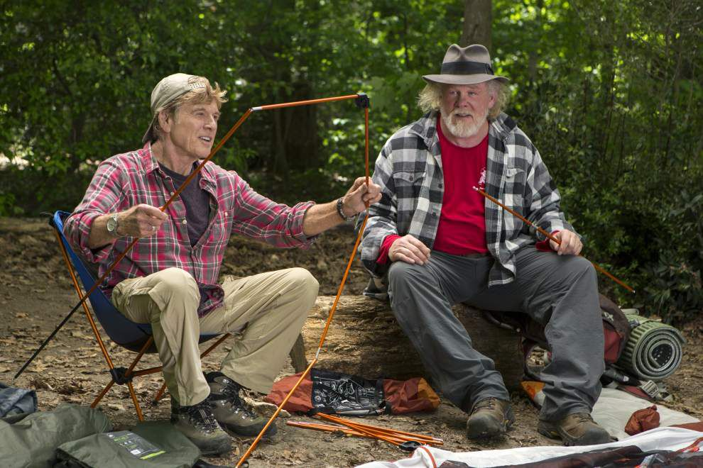 Film Society to screen 'A Walk in the Woods' _lowres