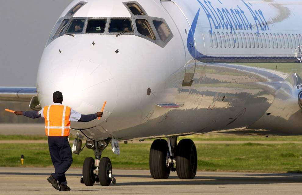 Allegiant to add seasonal Tulsa flights from New Orleans airport _lowres