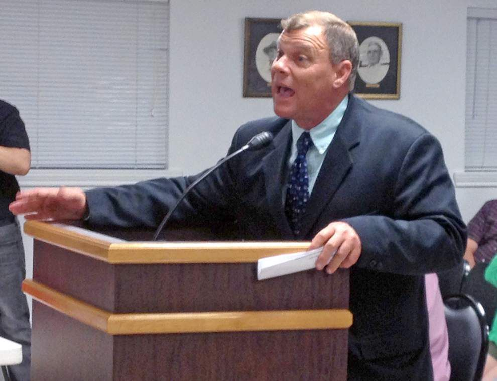 New Duson police chief faces tall order: backlog of felonies, unmarked evidence, sketchy history of former chiefs _lowres