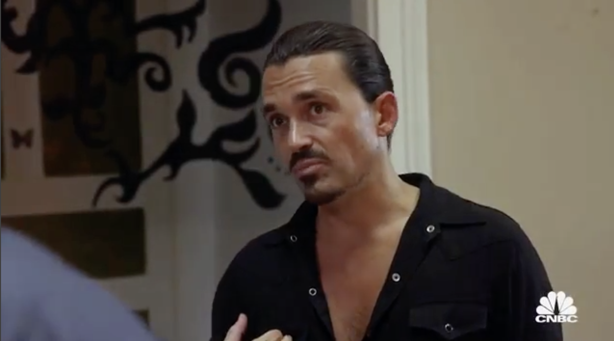 Watch the trailer for The Deed, Sidney Torres' new show on CNBC_lowres