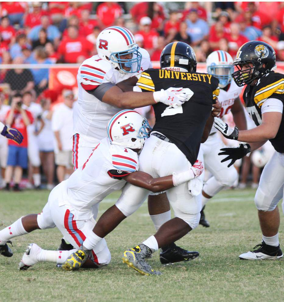 Rummel depth, physicality too much for U-High _lowres