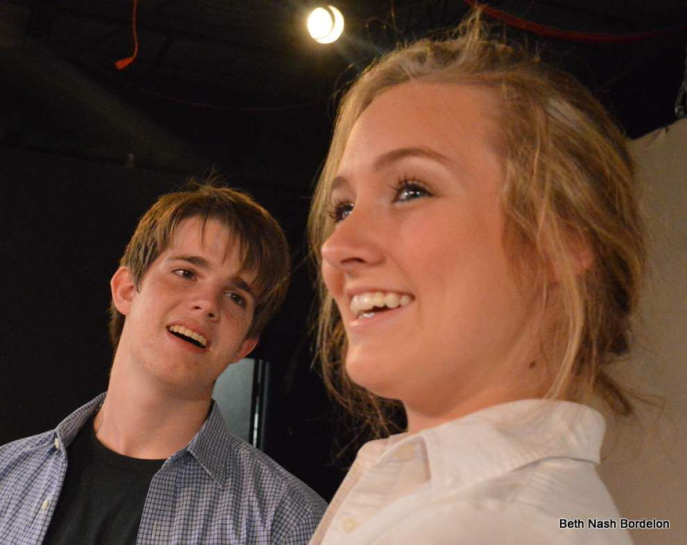 Theatre Baton Rouge's Young Actors Program to present 'Taming of the Shrew' _lowres