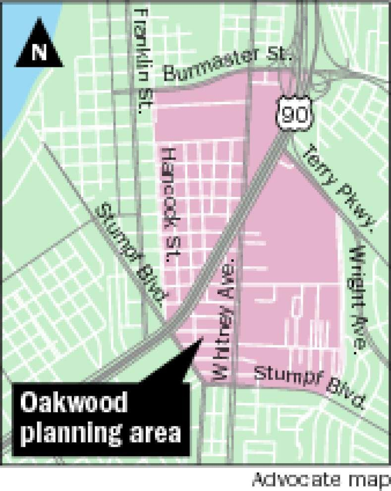 Urban planners target Oakwood Center area on West Bank _lowres
