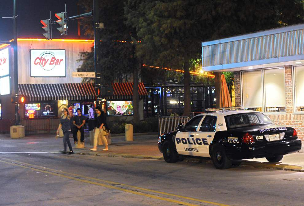 Lafayette's downtown weekend patrols on the chopping block _lowres