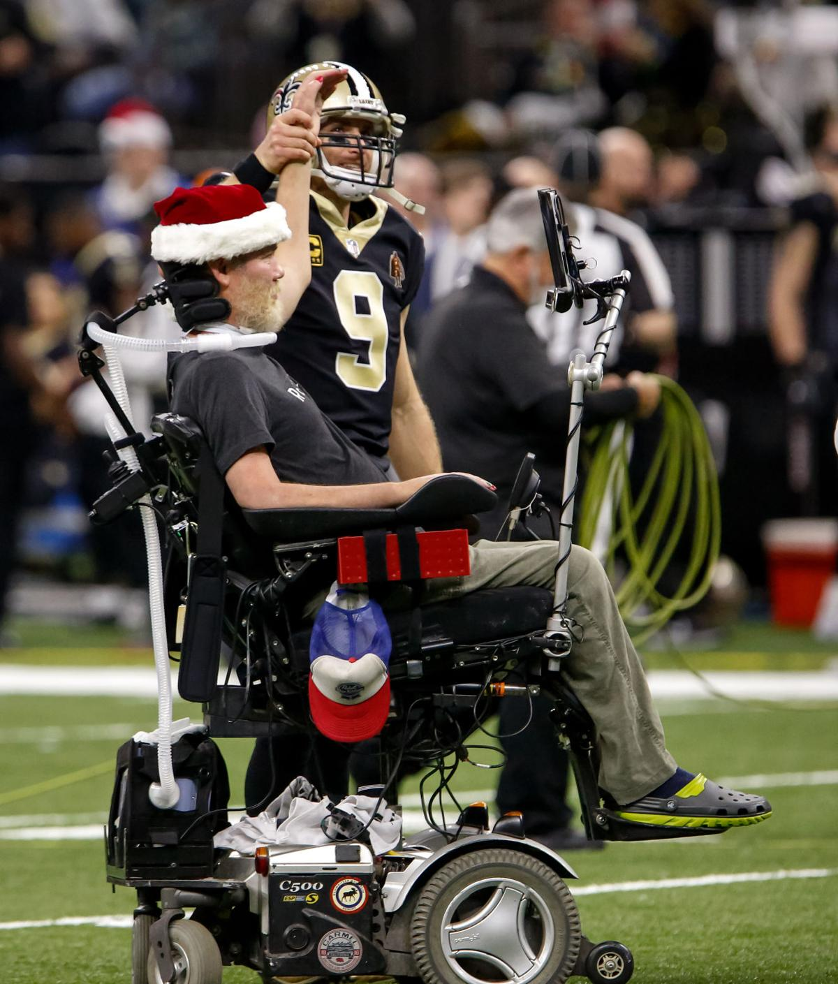 Steve Gleason Unanimously Endorsed For Congressional Gold