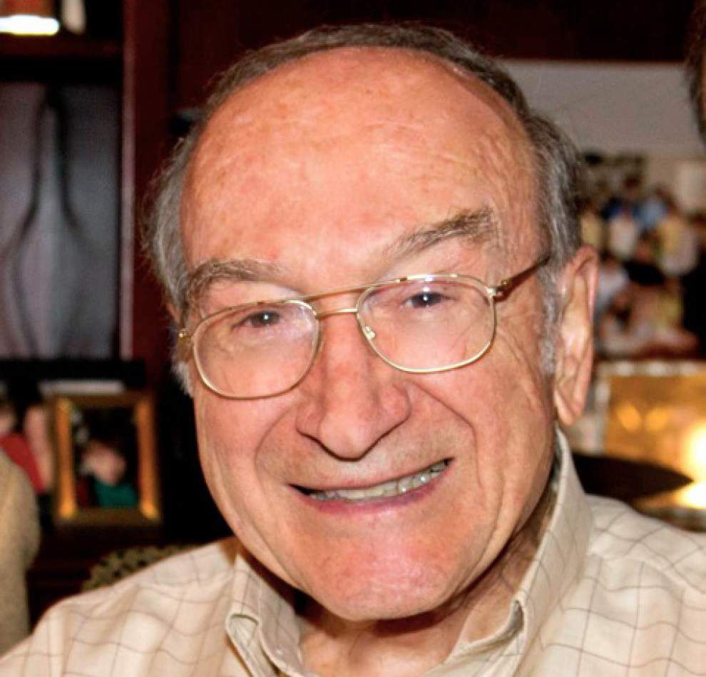 WWL-TV: Former New Orleans councilman, judge Philip Ciaccio dies at age 88 _lowres
