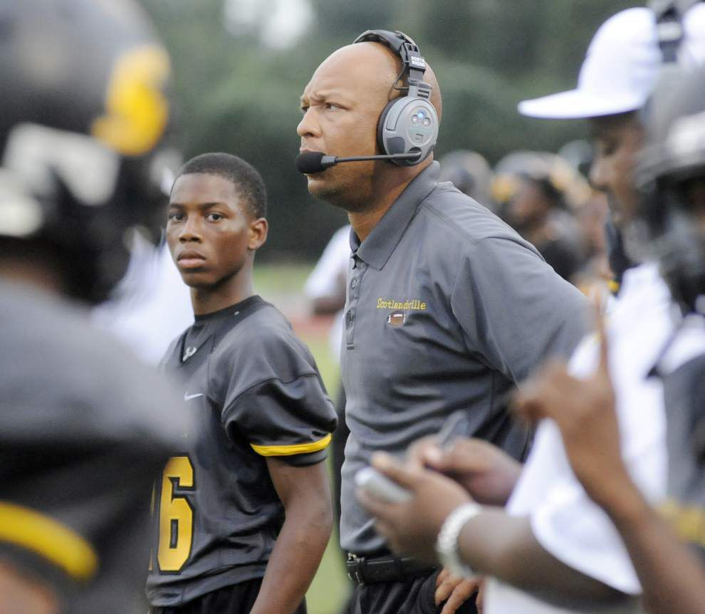 Baker hires Eric Randall as football coach, A.D. _lowres