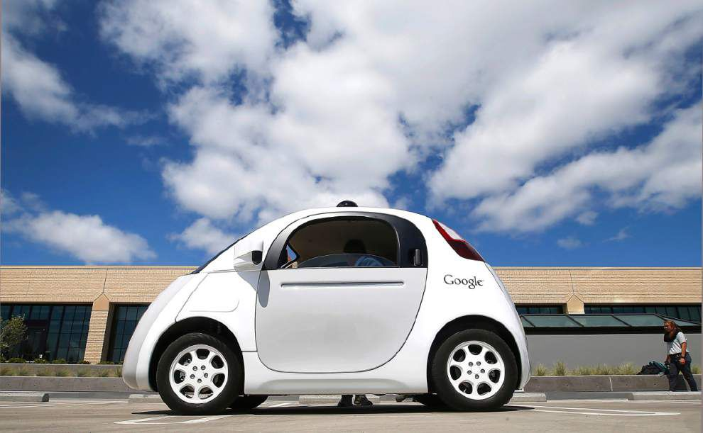 Robot drivers in Baton Rouge? City hopes to lure smart car companies with new technology district _lowres