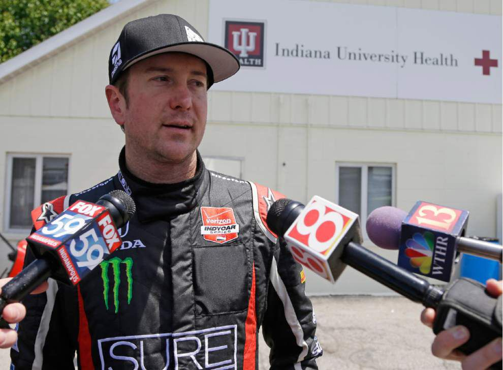 Kurt Busch reshapes 'Outlaw' image with Indy 500/NASCAR double _lowres
