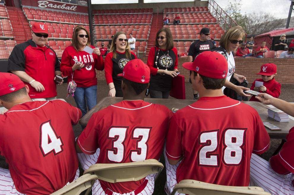 Photos: Univ. Louisiana-Lafayette fan day _lowres