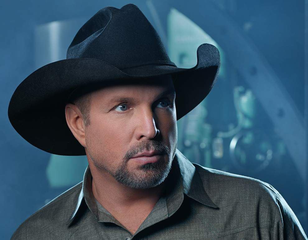 90's country superstar Garth Brooks to play four shows in New Orleans _lowres