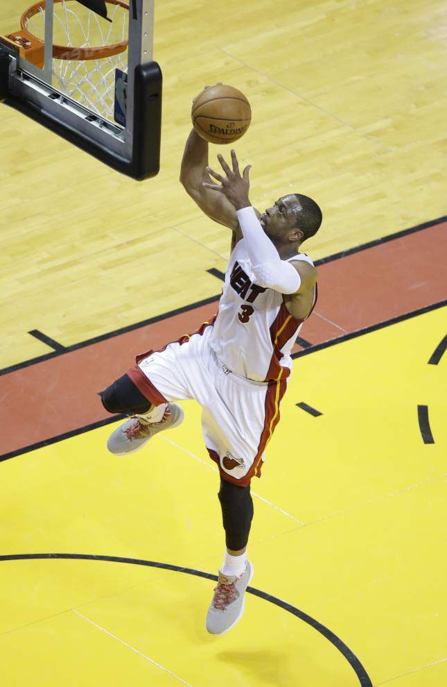 Heat set the tone for NBA Finals in training camp _lowres