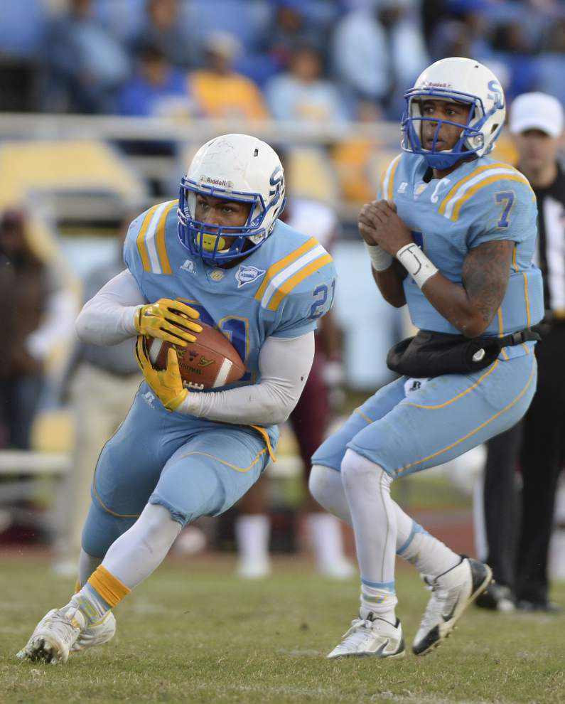 Photos: Southern Jags hosted the Alabama A&M Bulldogs Saturday _lowres