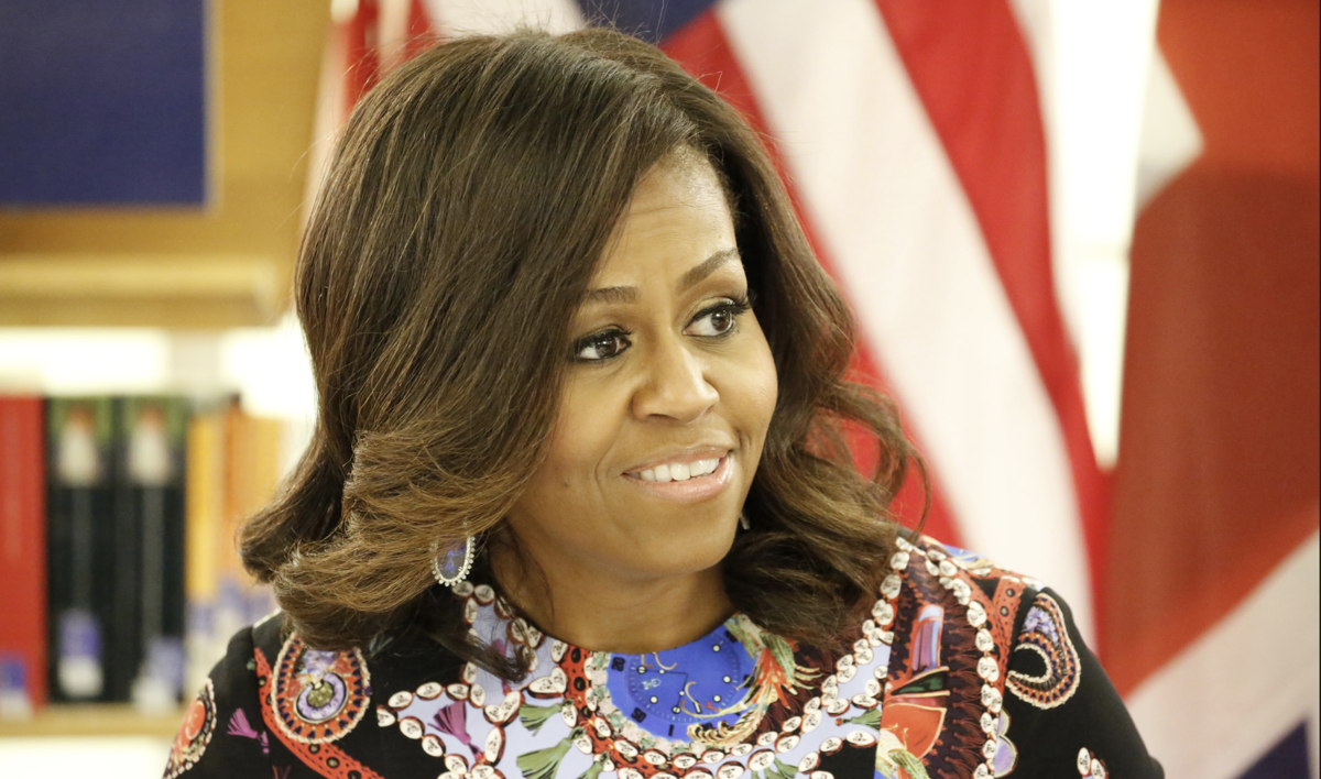 Michelle Obama to open library convention in New Orleans next month_lowres