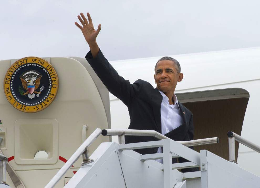 Our Views: Obama's visit to Baton Rouge, McKinley High School shows progress _lowres