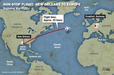 Condor Airlines soon to fill demand for direct flights from New Orleans to Europe _lowres