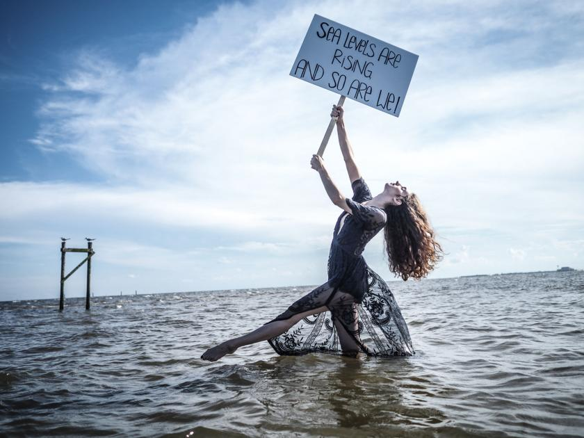 Joining the Movement: Mélange Dance Company salutes grassroots resistance