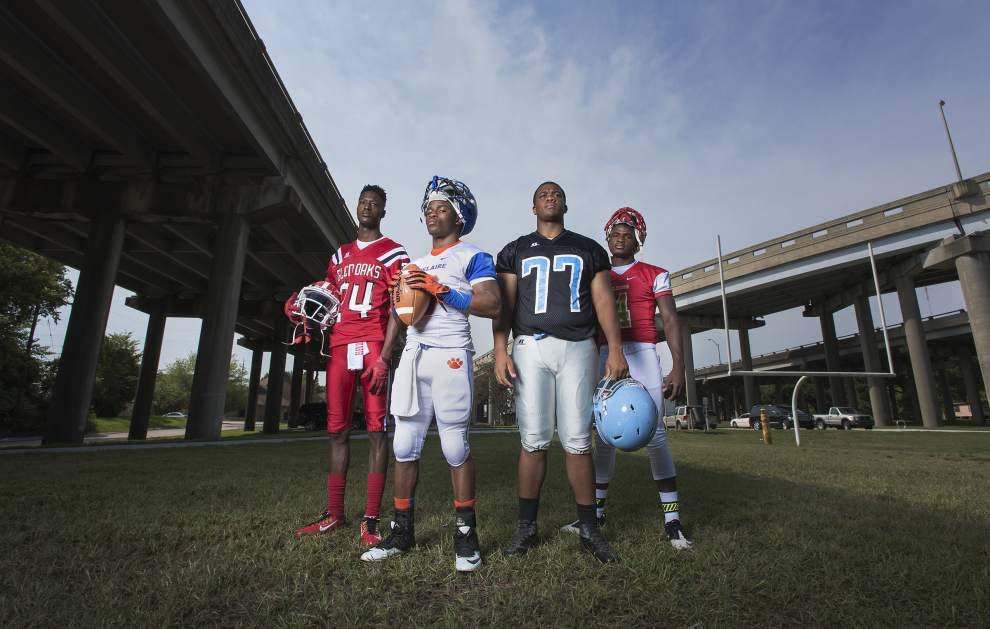 One-stop shop: Contenders, top games, predictions, schedules, more for 2015 Baton Rouge-area high school football season _lowres