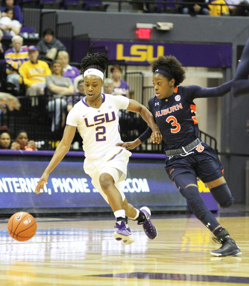 Depleted Lady Tigers can't handle Auburn _lowres