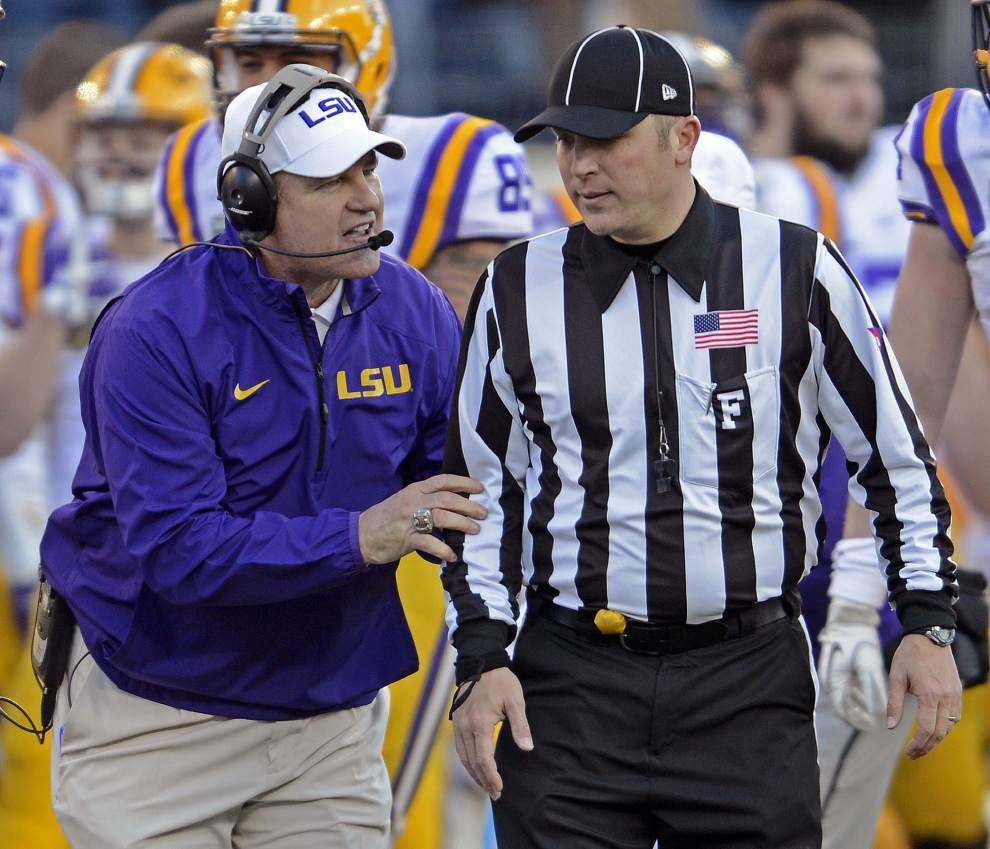 Music City Bowl — Notre Dame 31, LSU 28: Three and out _lowres