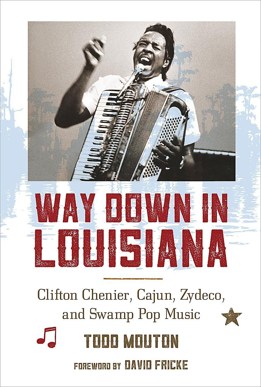 Signing: Todd Mouton's Way Down in Louisiana_lowres