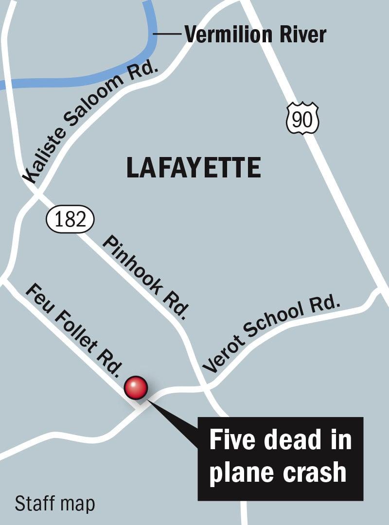 122919 Lafayette plane crash