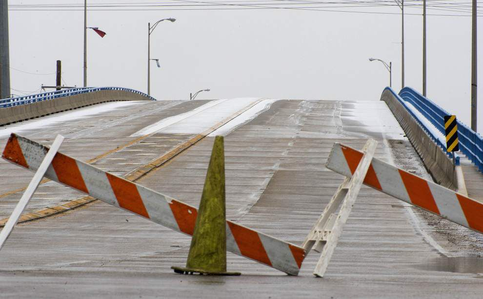 BR gets socked with second round of ice and snow _lowres