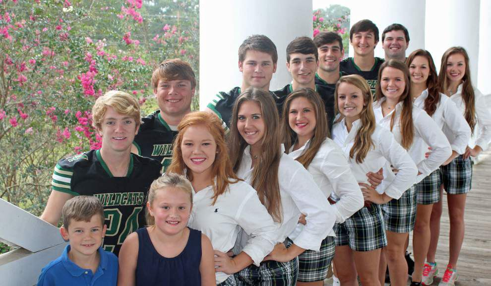 Silliman's homecoming court announced _lowres